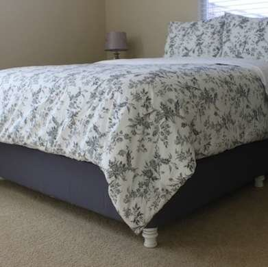 DIY Upholstered Box Spring