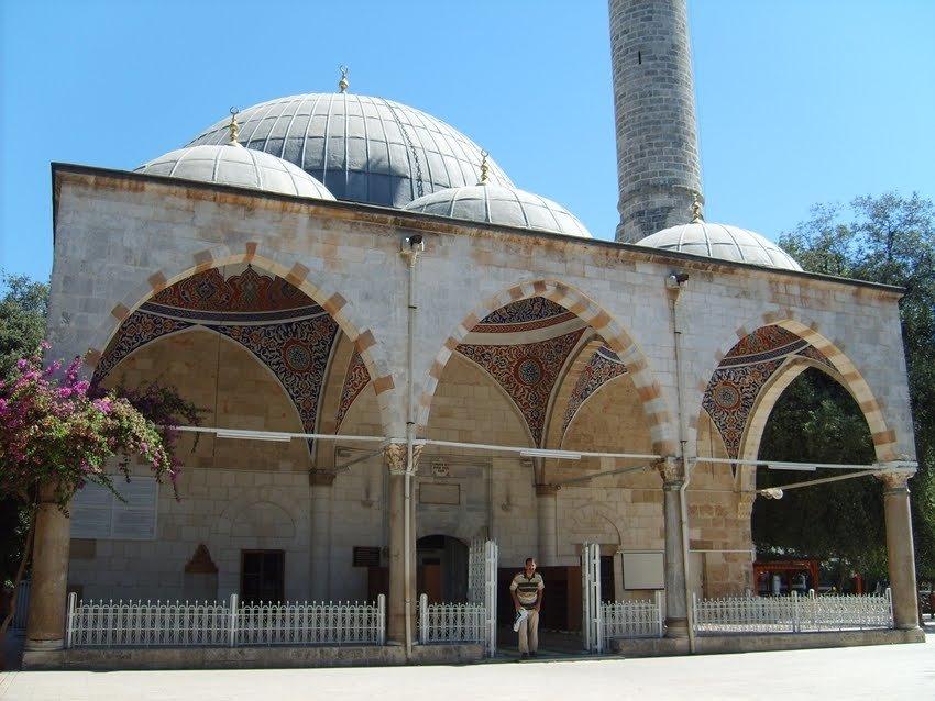 Мечеть Мурат Паши