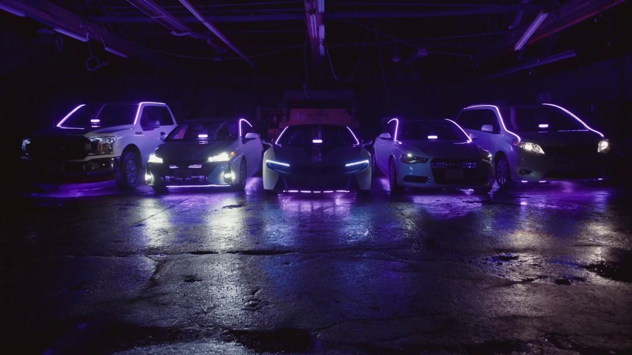 Музыкальные автомобили