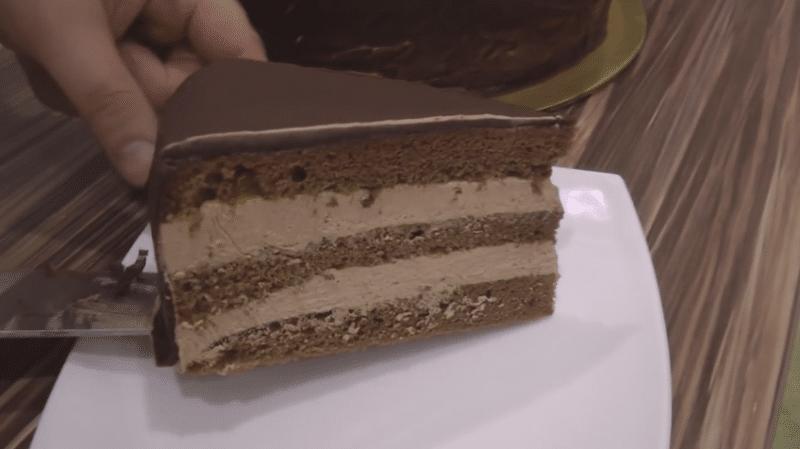 торт прага рецепт
