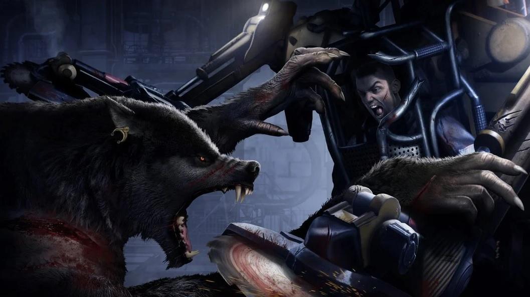 Combat in Werewolf: The Apocalypse - Earthblood