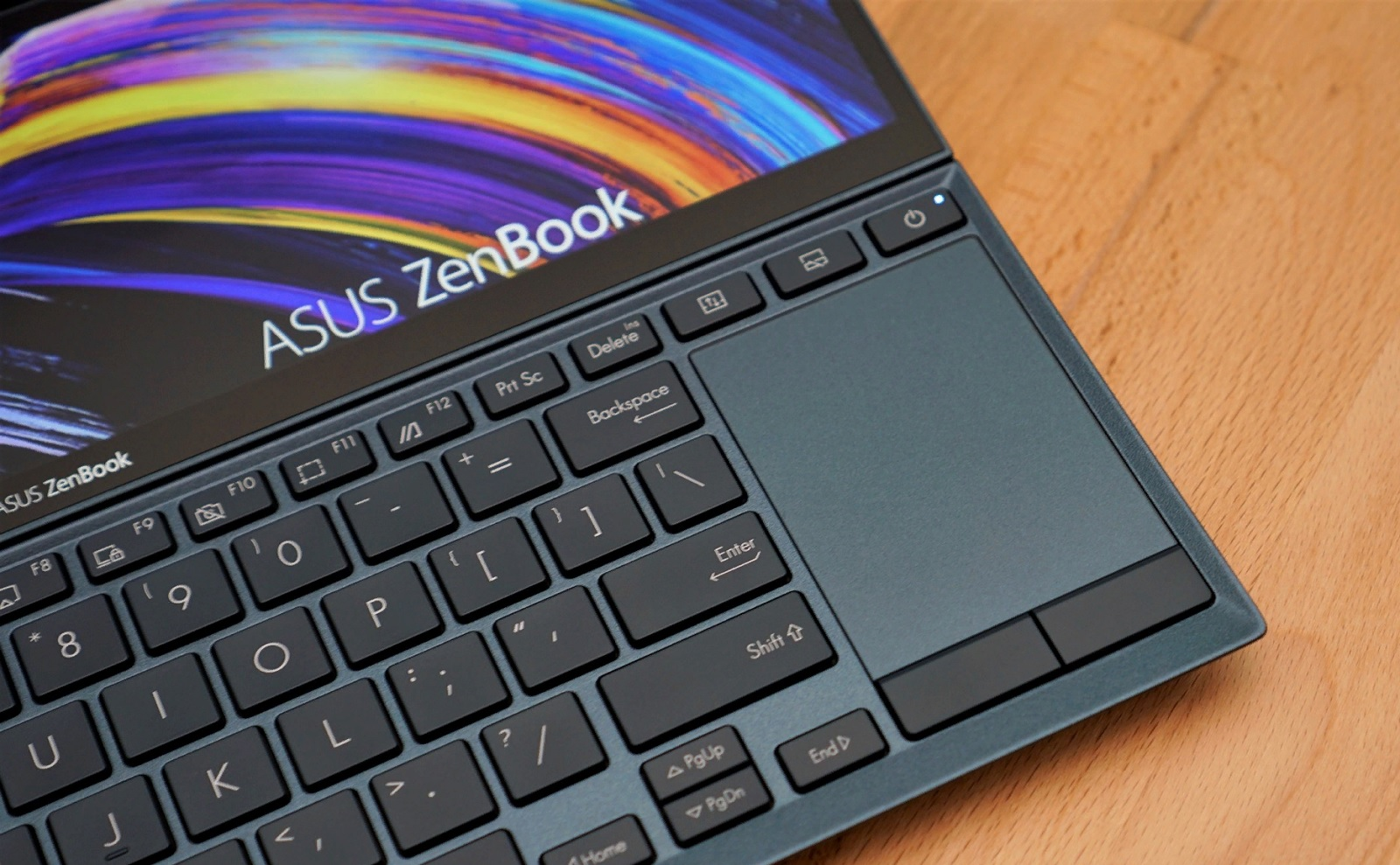 Disadvantages of ASUS ZenBook Duo