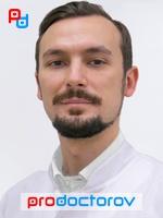 Прибытков Виктор Игоревич, Невролог - Москва