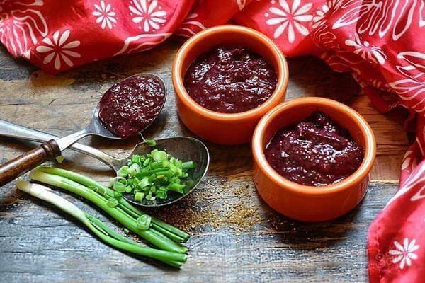 Любимый классический соус Ткемали с черносливом