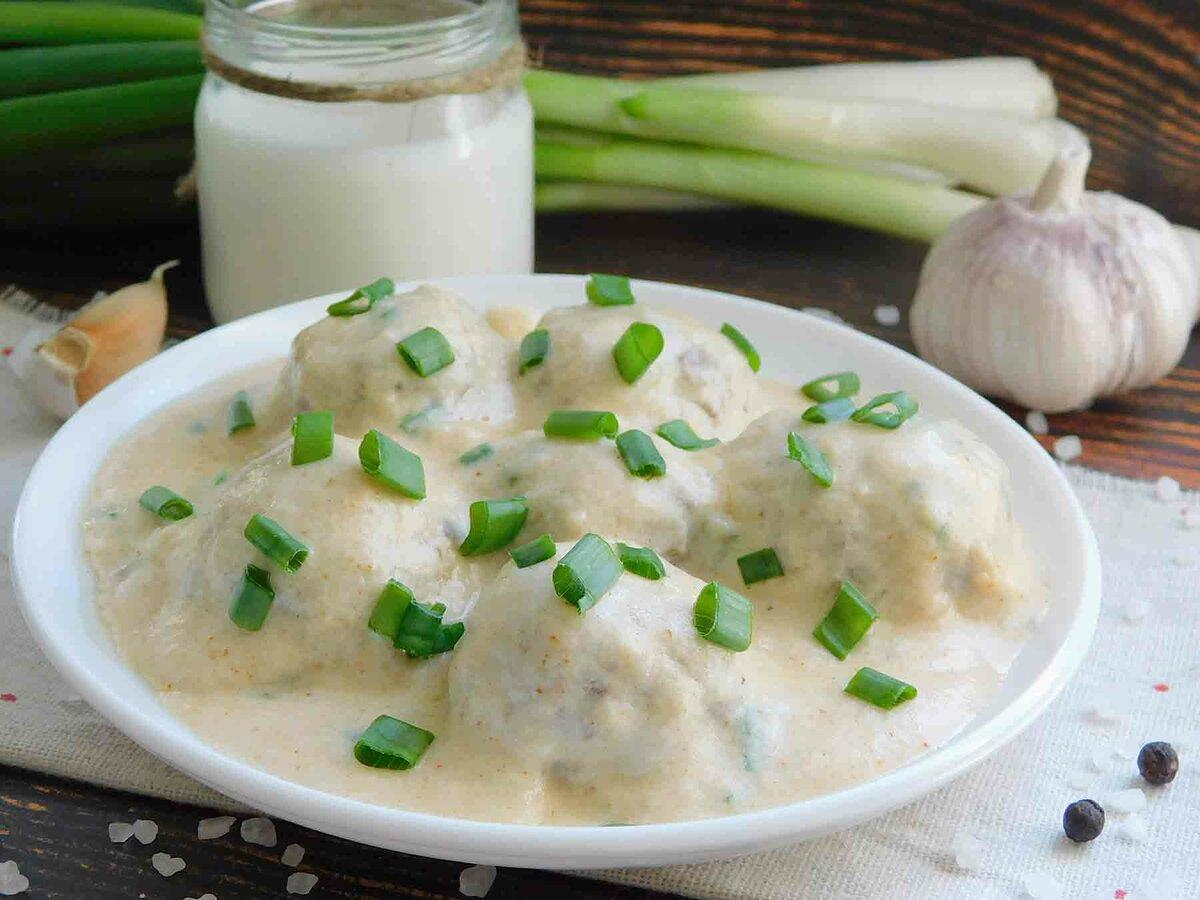 Соус для фрикадельки - 3 рецепта