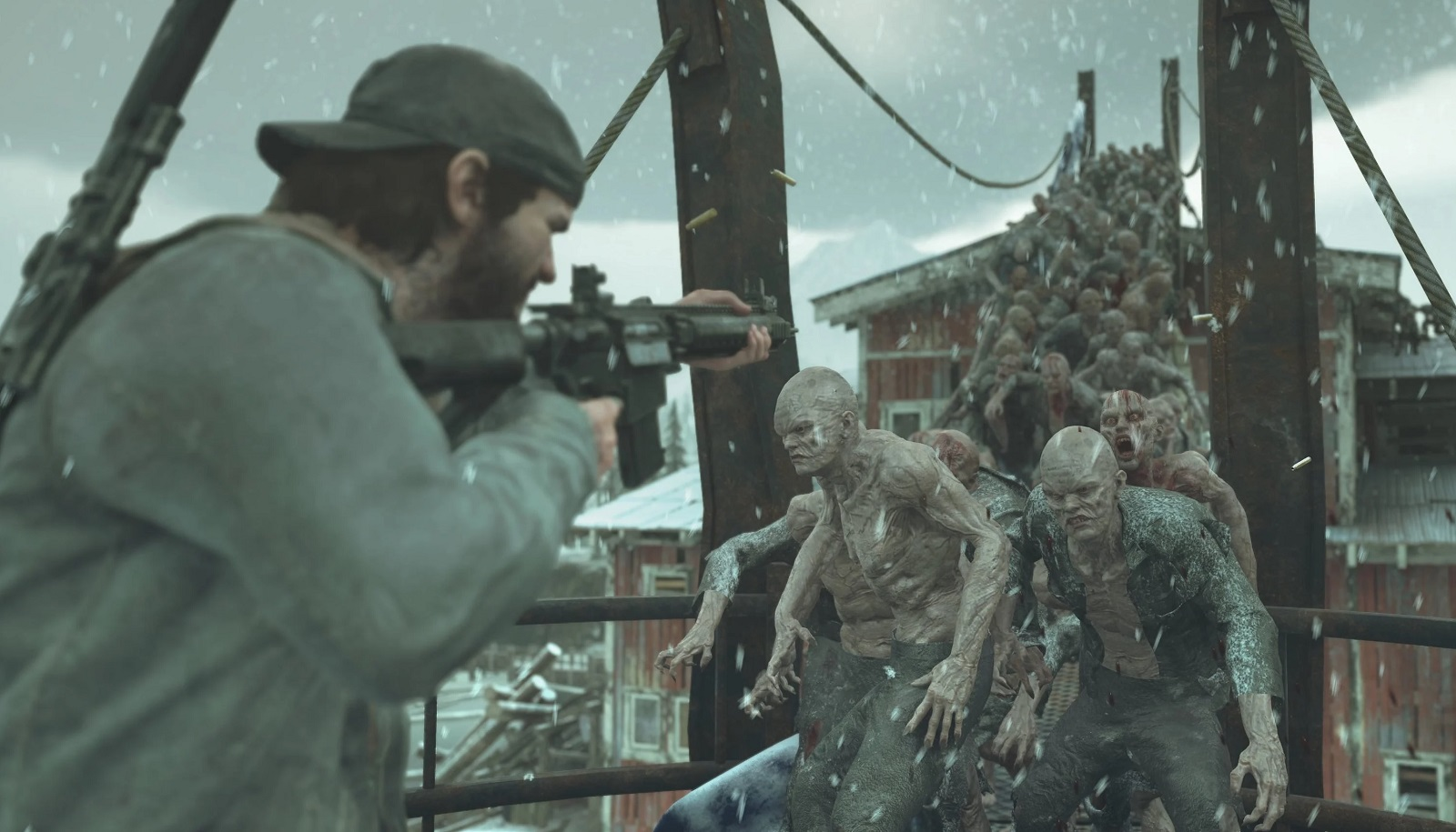 Days Gone - a guide to healing a character and the consequences of death